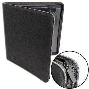 BF 12-Pocket Premium Zip-Album - Black