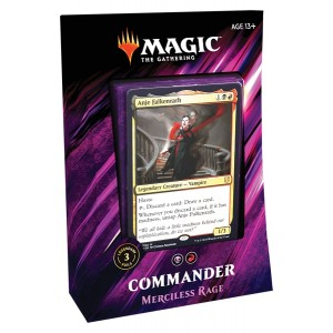 Commander 2019 - Merciless Rage