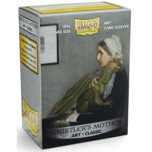 Dragon Shield Art - Whistler's Mother (100 Sleeves)