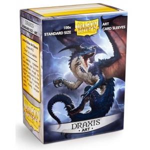 Dragon Shield Art - Draxis  (100 Sleeves)