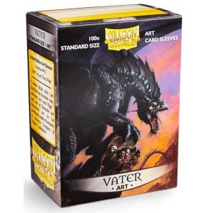 Dragon Shield Art - Vater  (100 Sleeves)
