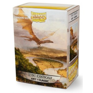 Dragon Shield Art - The Oxbow  (100 Sleeves)