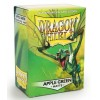 Dragon Shield Sleeves - Matte Apple Green (100 Sleeves)