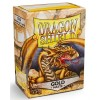 Dragon Shield Sleeves - Matte Gold (100 Sleeves)
