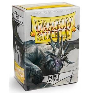 Dragon Shield Sleeves - Matte Mist (100 Sleeves)