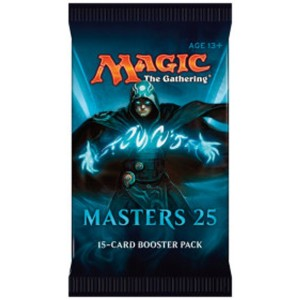Masters 25 - booster