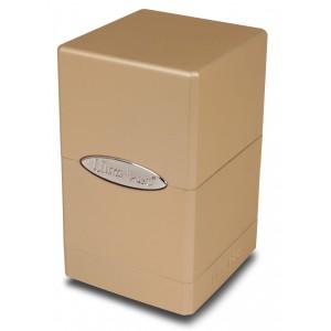 UP Satin Tower Deck Box - Metallic Caramel