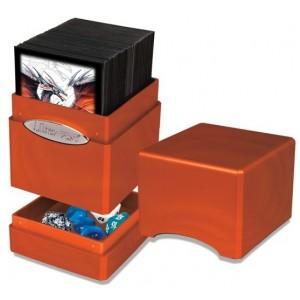 UP Satin Tower Deck Box - Hi-Gloss Pumpkin