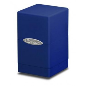 UP Satin Tower Deck Box - Blue