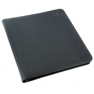 UG ZipFolio 12-Pocket QuadRow XenoSkin Black
