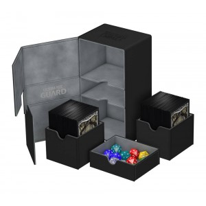 UG Twin Flip´n´Tray 200+ XenoSkin Black
