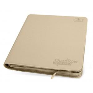 UG ZipFolio 12-Pocket QuadRow XenoSkin Sand