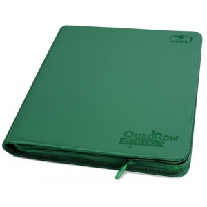 UG ZipFolio 12-Pocket QuadRow XenoSkin Green