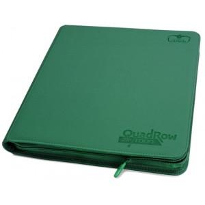 UG ZipFolio 12-Pocket QuadRow XenoSkin Green