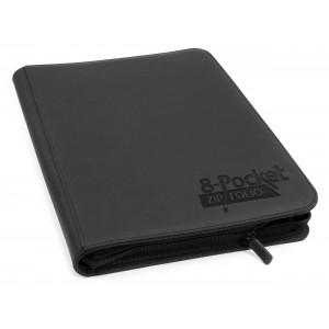 UG ZipFolio 8-Pocket XenoSkin Black