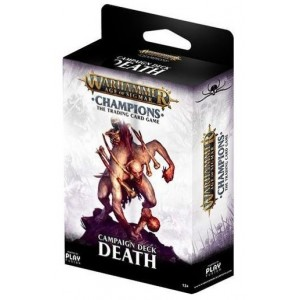 Warhammer AOS: Death Campaign Deck