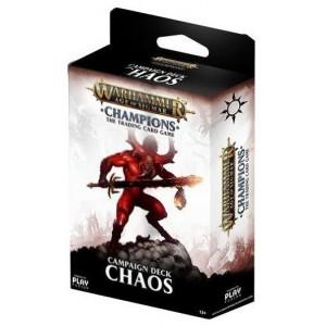 Warhammer AOS: Chaos Campaign Deck
