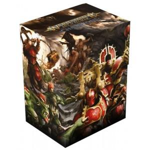 UG Warhammer Deck Box Chaos vs. Destruction