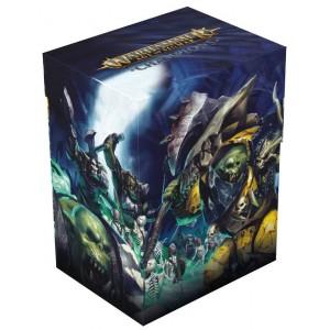 UG Warhammer Deck Box Destruction vs. Death