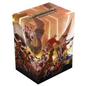 UG Warhammer Deck Box Chaos vs. Order