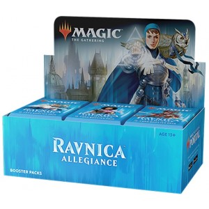 Ravnica Allegiance - Booster box