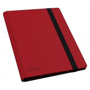 UG 9-Pocket FlexXfolio XenoSkin - Red
