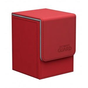 UG Flip Deck Case 100+ XenoSkin Red