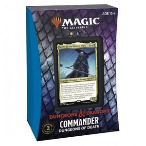 Adventures of Forgotten Realms Commander - Dungeons of Death