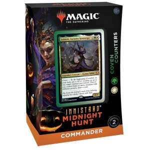 Innistrad: Midnight Hunt Commander - Coven Counters