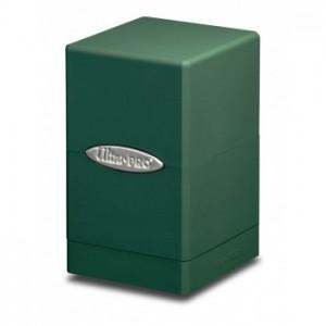 UP Satin Tower Deck Box - Green