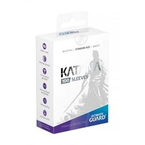 UG - Katana Sleeves Transparent