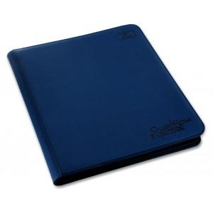 UG ZipFolio 12-Pocket QuadRow XenoSkin Blue