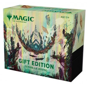 Zendikar Rising - Gift Edition Bundle